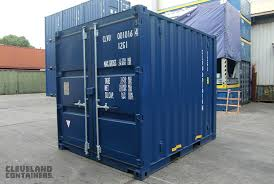 100 Converted Containers 10 Ft Shipping Cleveland