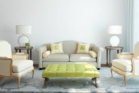 light grey paint color for modern minimalist living room with a