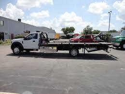 100 20 Ft Truck 18 New Ford F550 XLT PLUS FT JERRDAN ROLLBACK TOW TRUCK