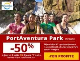 bon plan portaventura 170 euros les 4 jours d accès au parc 3