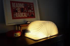 A Book A Light and A Lumio