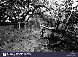 Wooden Rocking Chair Stock Photos & Wooden Rocking Chair ...