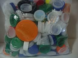 350 Clean Assorted Plastic Bottle Screw Caps Lid Art Craft Supplies Various DIY