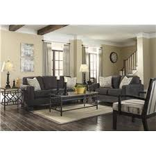 ashley signature design alenya charcoal 2 piece sectional with