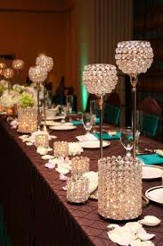 Elegant Non Floral Wedding Centerpieces