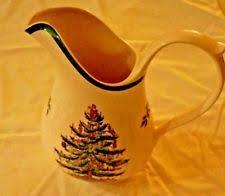 Spode Christmas Tree Mug Cafe Shape by Spode Christmas China Ebay