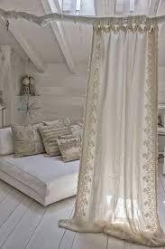 leinen gardinen im landhausstil für eine zauberhafte atmosphäre