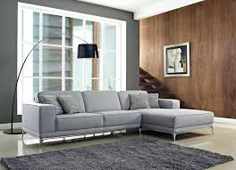 sectional sofa crypton fabric modern bed white 12026 gallery