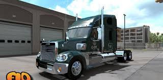 LDI Trucking Services – Freightliner Coronado Skin - ATS Mod ...