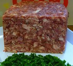 pate de tete de porc maison les pâtés et les rillettes pâté de tête museau maison stop