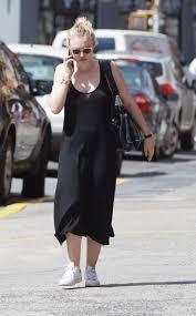 dakota fanning in long black dress 16 gotceleb