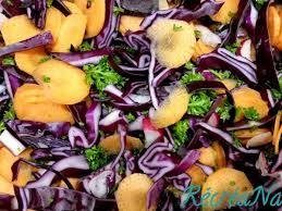 Nouveau Cuisiner Rutabaga Salade Au Chou Nouveau Recette Sur Cuisine Actuelle