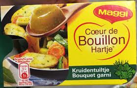 cuisine bouquet garni coeur de bouillon bouquet garni maggi 144 g
