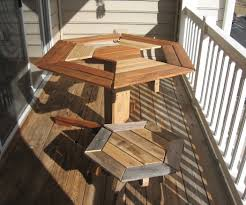 Pallet Patio Furniture Plans by Broad Pallet Patio Furniture 5 Steps