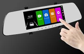 This Crazy Device Puts A 7″ Touchscreen Where Your Rearview Mirror ... 2017 New 24 Inch Car Dvr Camera Full Hd 1080p Dash Cam Video Cams Falconeye Falcon Electronics 1440p Trucker Best With Gps Dashboard Cameras Garmin How To Choose A For Your Automobile Bh Explora The Ultimate Roundup Guide Newegg Insider Dashcam Wikipedia Best Dash Cams Reviews And Buying Advice Pcworld Top 5 Truck Drivers Fleets Blackboxmycar Youtube Fleet Can Save Time Money Jobs External Dvr Loop Recording C900 Hd 1080p Cars Vehicle Touch