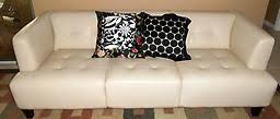 alessia leather sofa