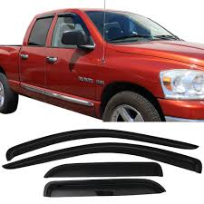 100 2009 Dodge Truck Amazoncom Window Visor Fits 2002 Ram Quad Cab Slim