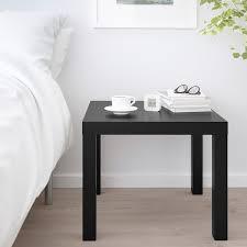 lack beistelltisch schwarz 55x55 cm ikea deutschland