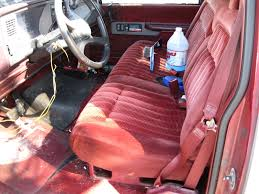 100 Chevrolet Truck Seats CK 1500 Questions How Much Does A 92 Cloth Bench Seat