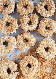 Dunkin Donuts Pumpkin Donut Recipe by Triple Coconut Donut Table For Two
