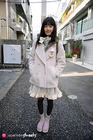 120303 7173 Japanese Street Fashion In Harajuku Tokyo Cure Snidel