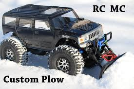 Rc Mc Hummer H2 Axial Scx10 4×4 Truck W A Home Made Snow Plow Hummer ... Build A Scale Plow Rc Truck Stop Simple Fpv Video Addon For Truck 8 Steps With Pictures Adventures Rotary Snow Mover Test 2 Day Time Rampage Mt V3 15 Gas Monster How To Make A For Rc Best Image Kusaboshicom Traxxas Bigfoot Review Buy Blog Us Hosim 9123 112 Radio Controlled Electric Fast With Electromagnetic Accelerator Turret 9 Cars Remote Control And Trucks At Modelflight Shop Auto Car Hd Product Spotlight Rc4wd Blade Big Squid Koh