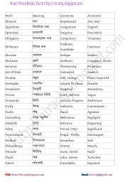 english grammar bcs job university exam