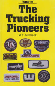 100 All State Trucking The Pioneers Book III M K Terebecki Amazoncom Books