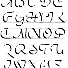 Different Letter Styles Fresh Free Download Draw Cool Letters