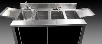 Mobile Self Contained Portable Electric Sink by Portable Sink 4 Utility Sinks Amazon Com
