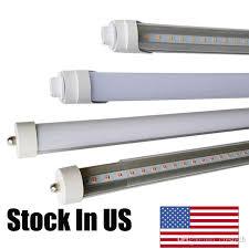 fa8 8ft led lights 2400mm 8 ft t8 t10 t12 single pin 36w 45w