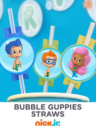 Bubble Guppies Bathroom Decor by 97 Best Kids Bubble Guppies Party Images On Pinterest Guppy