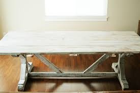 Full Size Of Console Tableana White Rustic X Table Diy Tv Stand