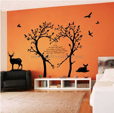 bambi love tree wall decals walldecalmall com tree wall decal