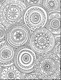 Terrific Adult Coloring Pages Printables With Page And Patterns