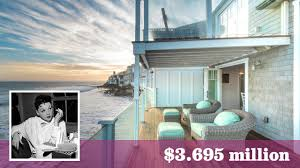 100 Malibu Beach House Sale Judy Garlands Former Beach House Lists For Sale At 37
