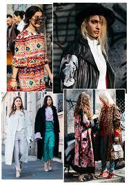 Street Style At Milan Fashion Week Fall Winter 2017 2018