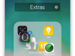 New in iOS 11 Move Multiple App Icons at ce TekRevue