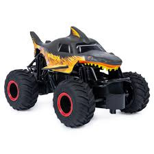 100 Monster Jam Toy Truck Videos Spin Master Official Fire Ice Megalodon