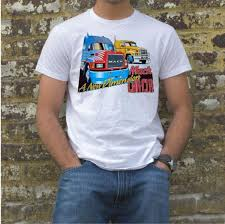 100 Mack Truck T Shirts MACK RUCK SHIR Classic Cotton Men Round Collar Short Sleeve Men