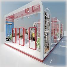 Exhibition Stands 031 3D Model