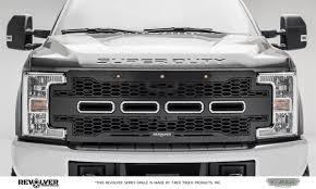 Revolver Series LED Grille, T-Rex Grilles, 6515651 | Titan Truck ...