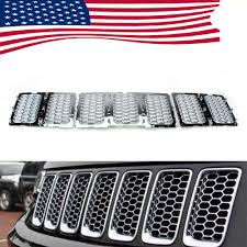 Chrome Honeycomb Front Mesh Grille Insert Trim For Jeep Grand ... Bob Hitchcocks Ctp New 2019 Jeep Cherokee For Sale Near Boardman Oh Youngstown 2x Projector Led 5x7 Headlight Replacement Xj Used 1998 Jeep Cherokee Axle Assembly Front 4wd U Pull It Truck Bonnet Hood Gas Struts Shock Auto Lift Supports Fits 1992 Parts Cars Trucks Pick N Save Columbiana 4 Wheel Youtube Grand Archives Kendale 2018 Spring Tx Humble Lease Jacksonville Nc Wilmington Grand Colorado Springs The Faricy Boys