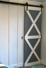 How To Make Your Own Sliding Barn Door - Repurpose Life Bedroom Closet Barn Door Diy Cstruction How To Build Sliding Doors Custom Built Wooden Alinum Dutch Exterior Stall Epbot Make Your Own For Cheap Decor Diyawesome Interior Diy Decorations Bathroom Awesome Bathroom To A Inspired John Robinson House Ana White Cabinet For Tv Projects Build Barn Doors Tms 6ft Antique Horseshoe Wood A Howtos Let Us Show You The Hdware Do Or