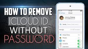 How to change icloud account without password UNLOCK ICLOUD