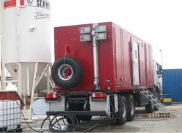 100 Weatherford Truck Equipment Frac