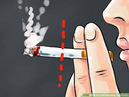 how to limit smoking cigarettes with pictures wikihow