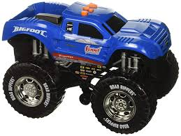 Amazon.com: Toy State Wheelie Monsters Bigfoot, Truck: Toys & Games