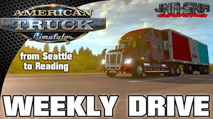 Freightliner Cascadia | ATS | AMERICAN TRUCK SIMULATOR | Seattle To ... Big Rig Video Game Theater Clowns Unlimited Gametruck Seattle Party Trucks What Does Video Game Software Knowledge Mean C U Funko Hq Tips For A Fun Family Activity In Everett Wa Whos That Selling Steaks Off Truck Its Amazon Boston Herald Xtreme Mobile Gamez 28 Photos 11 Reviews Truck Rental Cost Brand Whosale Mariners On Twitter Find The Tmobile Today Near So Many People Are Leaving Bay Area Uhaul Shortage Is Supersonics News And Updates Videos Kirotv Eastside 176 Event Planner Your House
