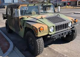 1987 AM GENERAL M998 4 Door 6.5 Diesel Military Humvee Truck On-Road ... Make Your Military Surplus Hummer Street Legal Not Easy Impossible Kosh M1070 8x8 Het Heavy Haul Tractor Truck M998 Hummer Gms Duramax V8 Engine To Power Us Armys Humvee Replacement Hemmings Find Of The Day 1993 Am General M998 Hmmw Daily Jltvkoshhumvee The Fast Lane Trenton Car Show Features Military Truck Armed With Replica Machine 87 1 14 Ton 4x4 Runs And Drives Great 1992 H1 No Reserve 15k Original Miles Humvee Tuff Trucks Home Facebook Stock Photos Images Alamy 1997 Deluxe Ebay Hmmwv Pinterest H1